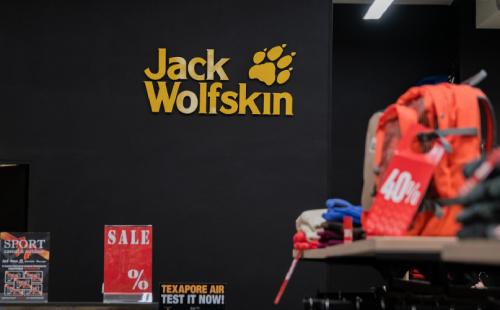 Наш  магазин  SPORT&JACK WOLFSKIN