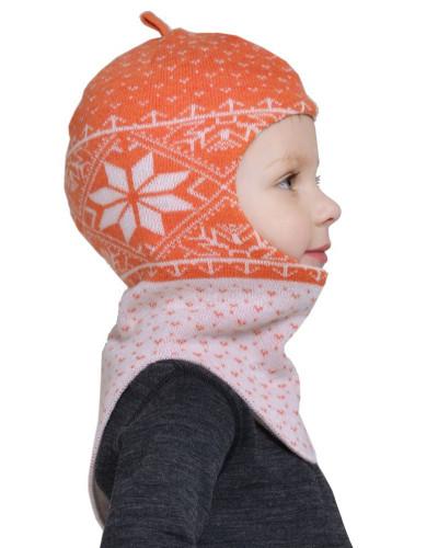 Шлем детский Helmet Jaquard Wool Norveg — фото 2