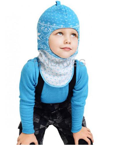 Шлем детский Helmet Jaquard Wool Norveg — фото 6