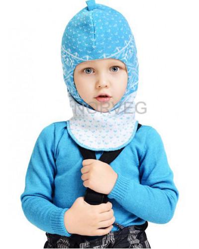 Шлем детский Helmet Jaquard Wool Norveg — фото 7