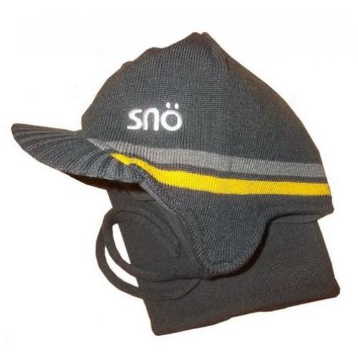 Шапка+манишка для мальчика Nano — фото 1