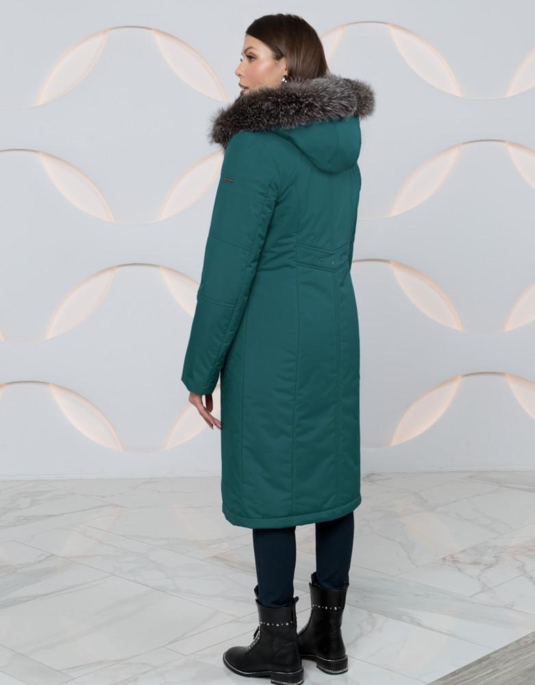 Пальто женское зима 894F Nord Wind — фото 9
