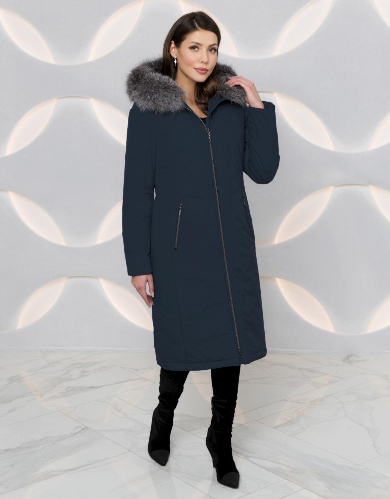 Пальто женское зима 894F Nord Wind — фото 2