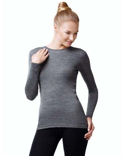 Футболка женская Soft Shirt Norveg — фото 6