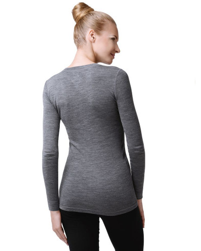Футболка женская Soft Shirt Norveg — фото 8