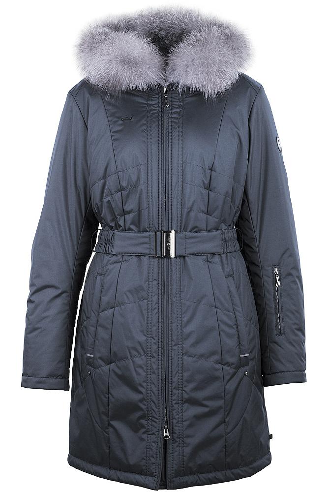 Куртка жен зима 662/1F LimoLady — фото 3