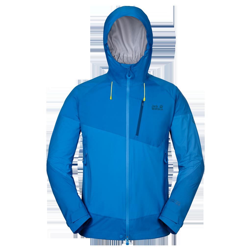 Куртка мужская EXOLIGHT TEXAPORE XT Jack Wolfskin — фото 1