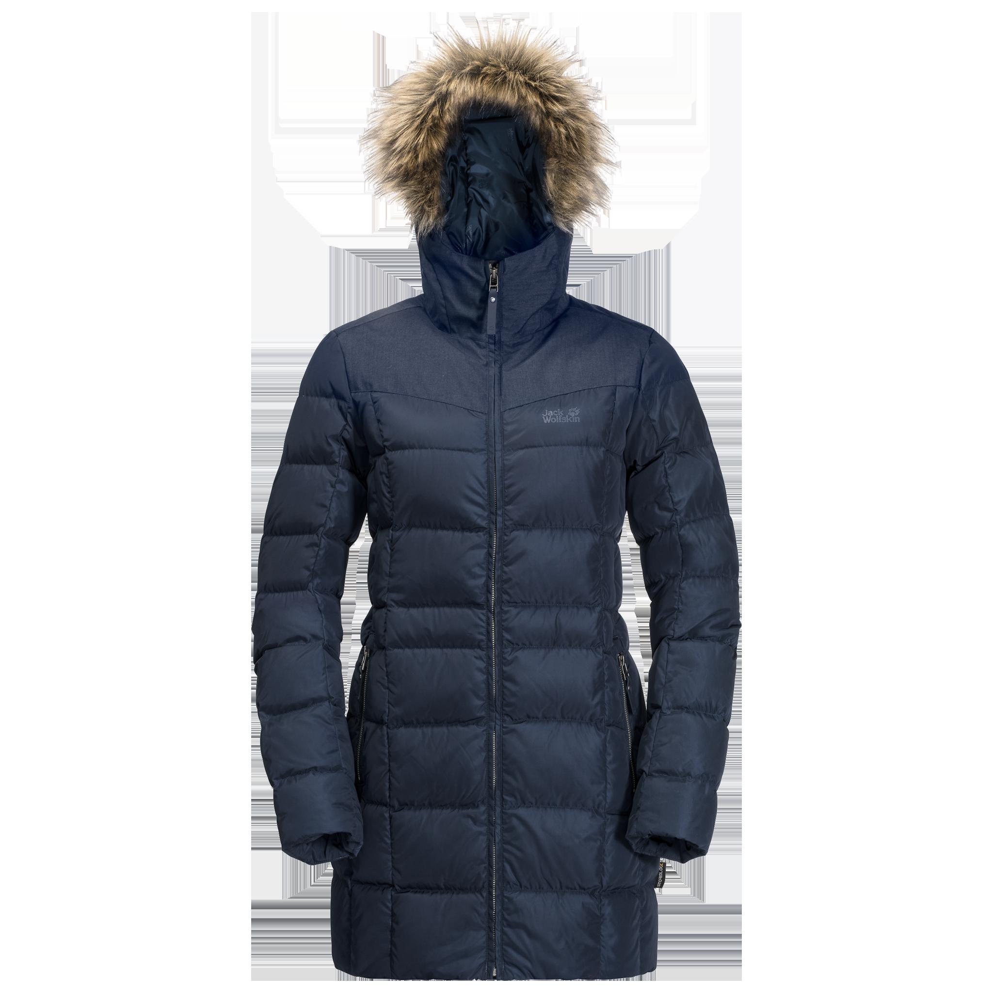 Куртка женская BAFFIN ISLAND COAT Jack Wolfskin — фото 12