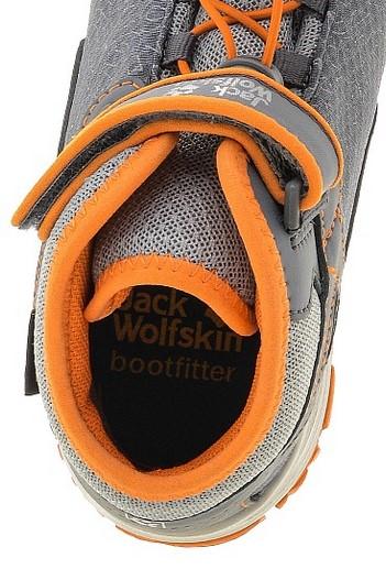 Ботинки PORTLAND TEXAPORE MID K Jack Wolfskin — фото 4