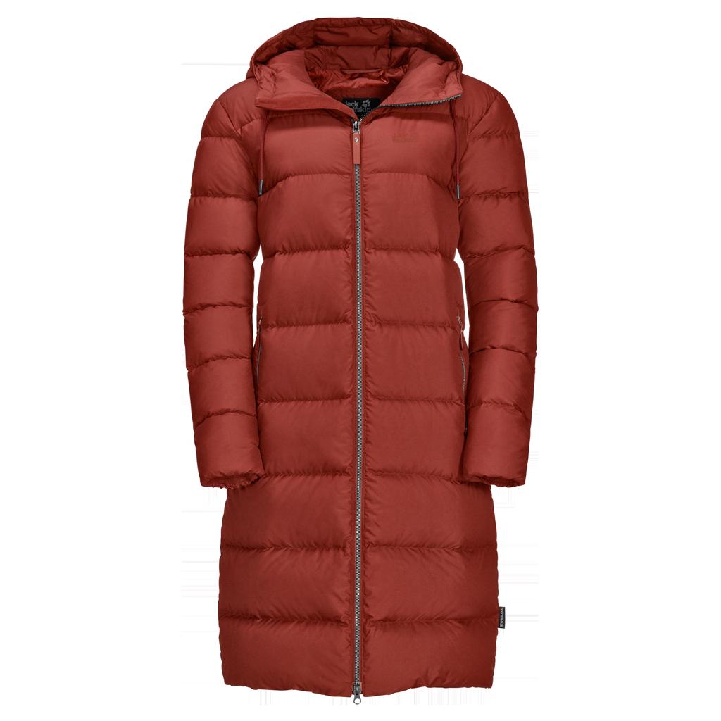 Куртка женская CRYSTAL PALACE COAT Jack Wolfskin — фото 6