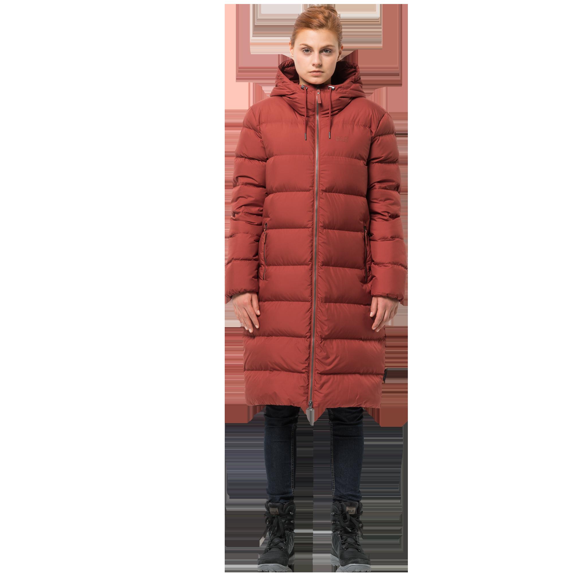 Куртка женская CRYSTAL PALACE COAT Jack Wolfskin — фото 7