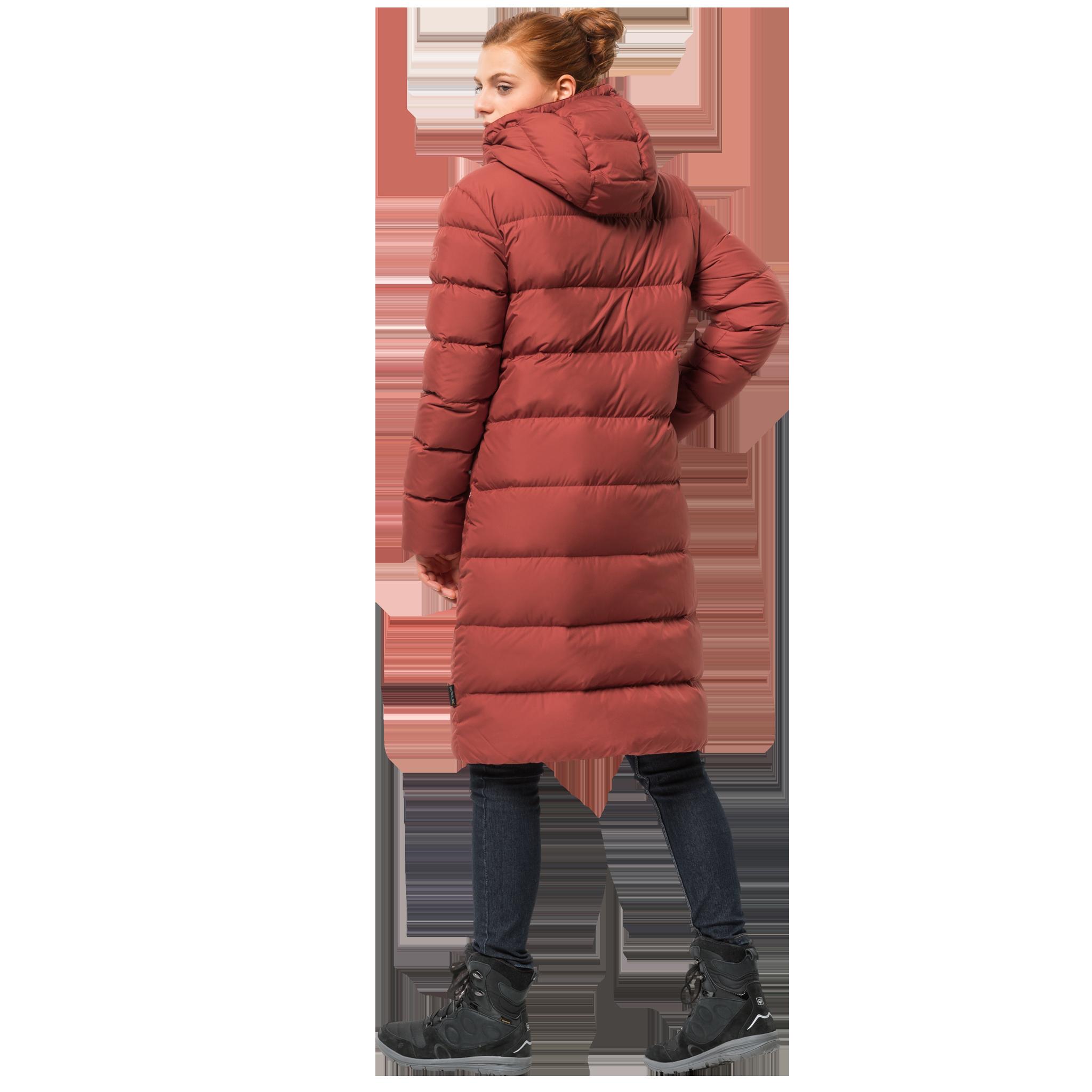 Куртка женская CRYSTAL PALACE COAT Jack Wolfskin — фото 8