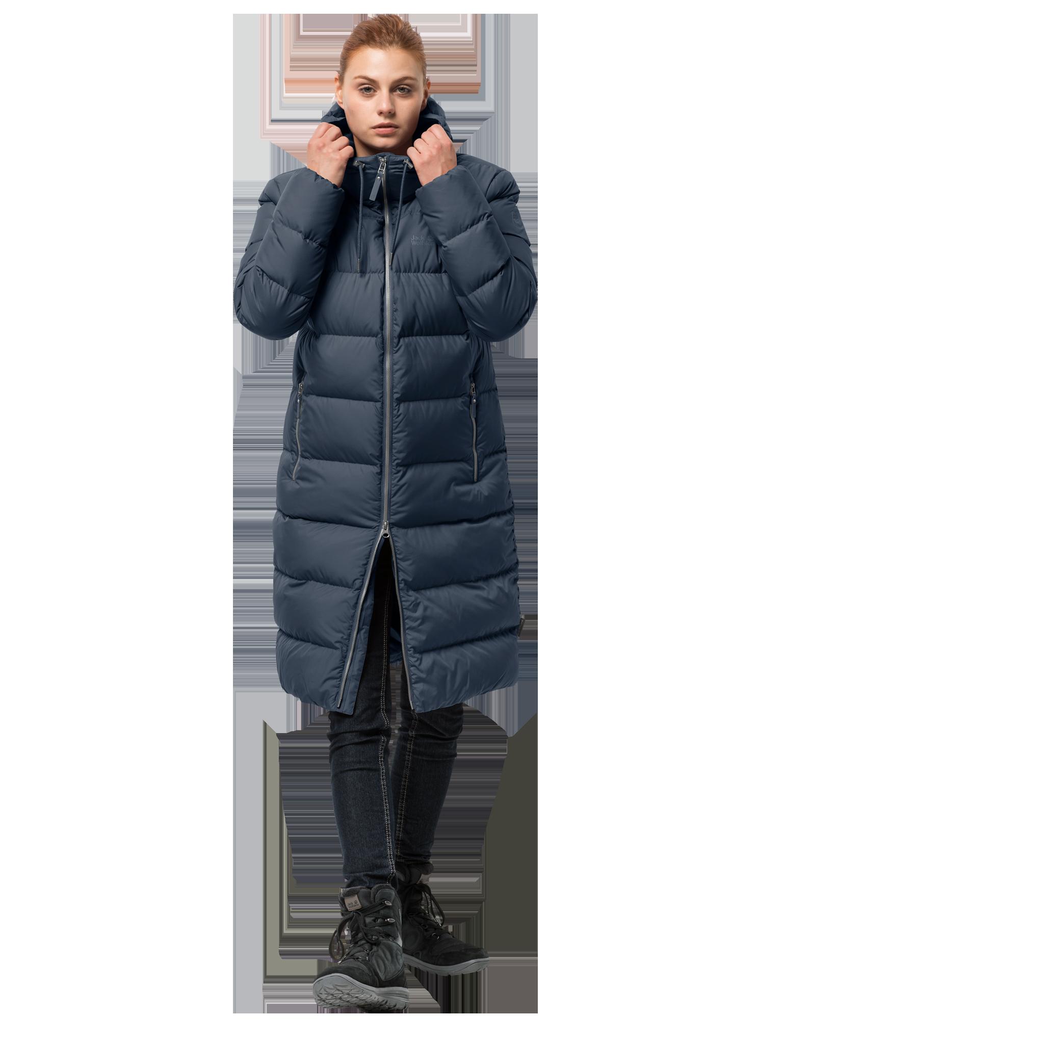 Куртка женская CRYSTAL PALACE COAT Jack Wolfskin — фото 2