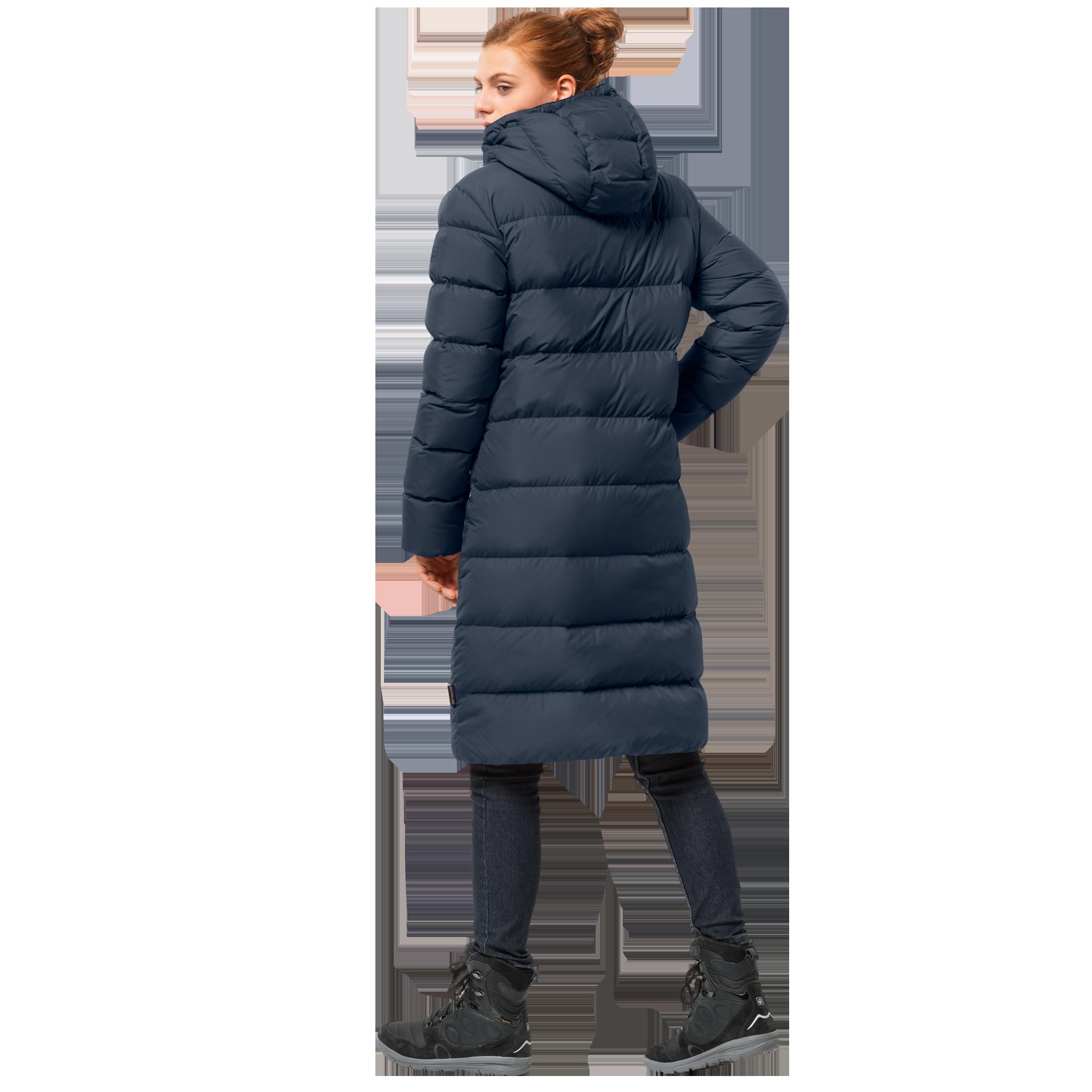 Куртка женская CRYSTAL PALACE COAT Jack Wolfskin — фото 3