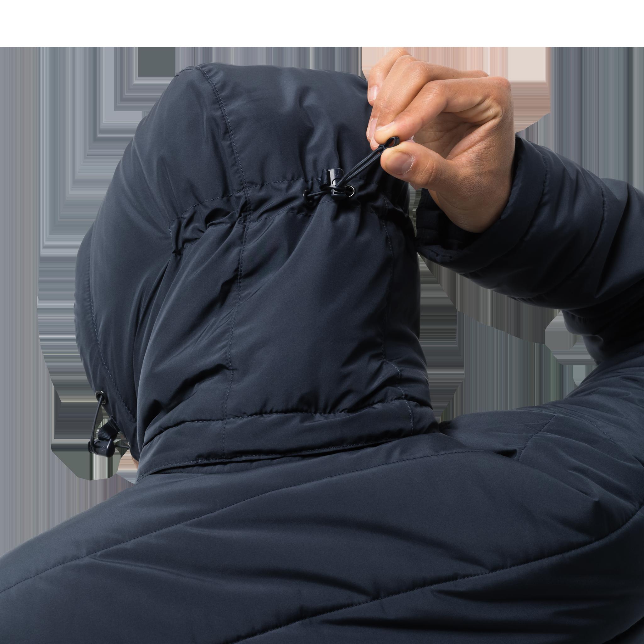 Куртка мужская SVALBARD COAT Jack Wolfskin — фото 4
