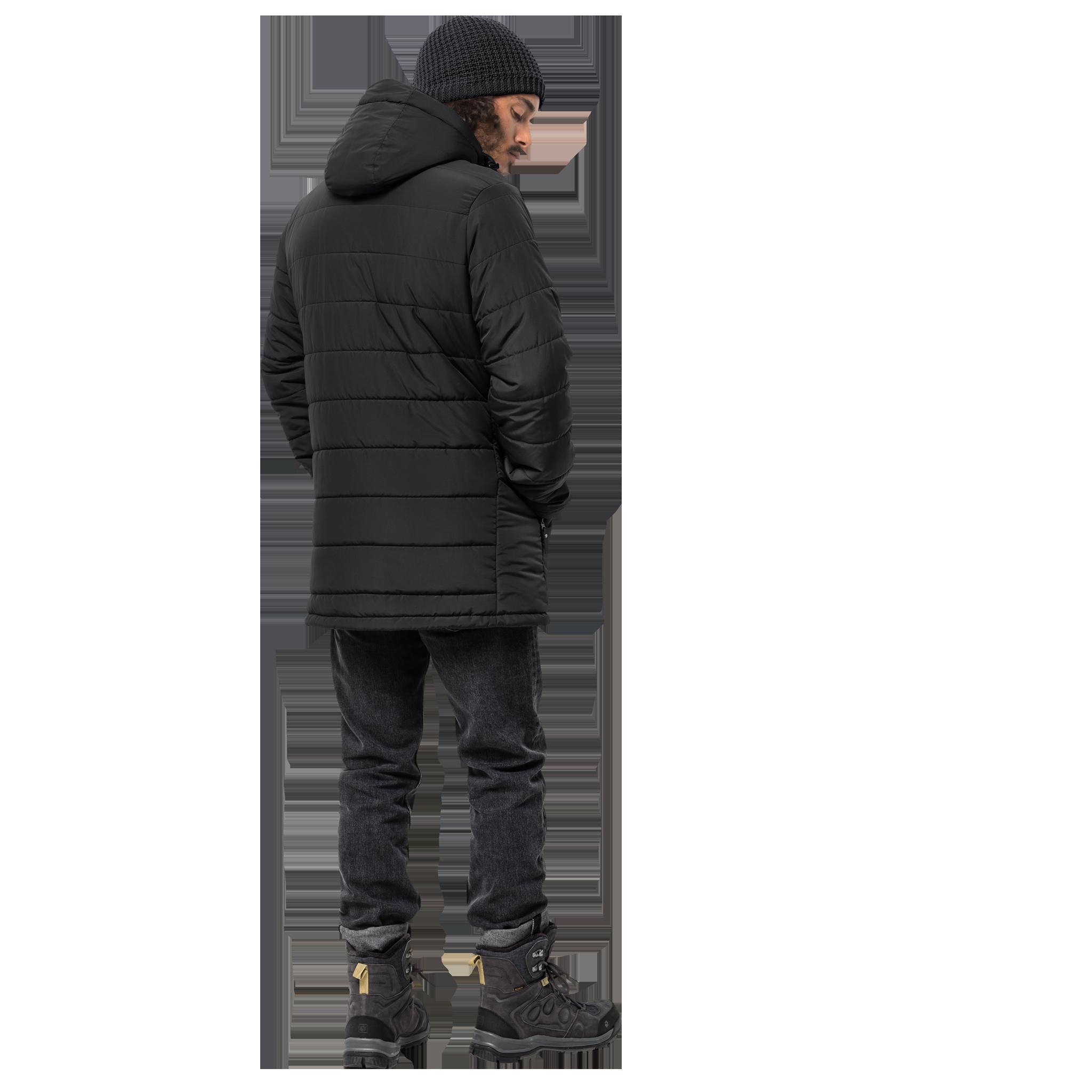 Куртка мужская SVALBARD COAT Jack Wolfskin — фото 9