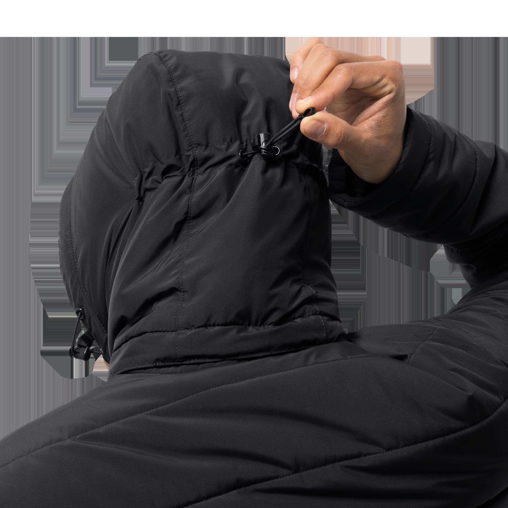 Куртка мужская SVALBARD COAT Jack Wolfskin — фото 10