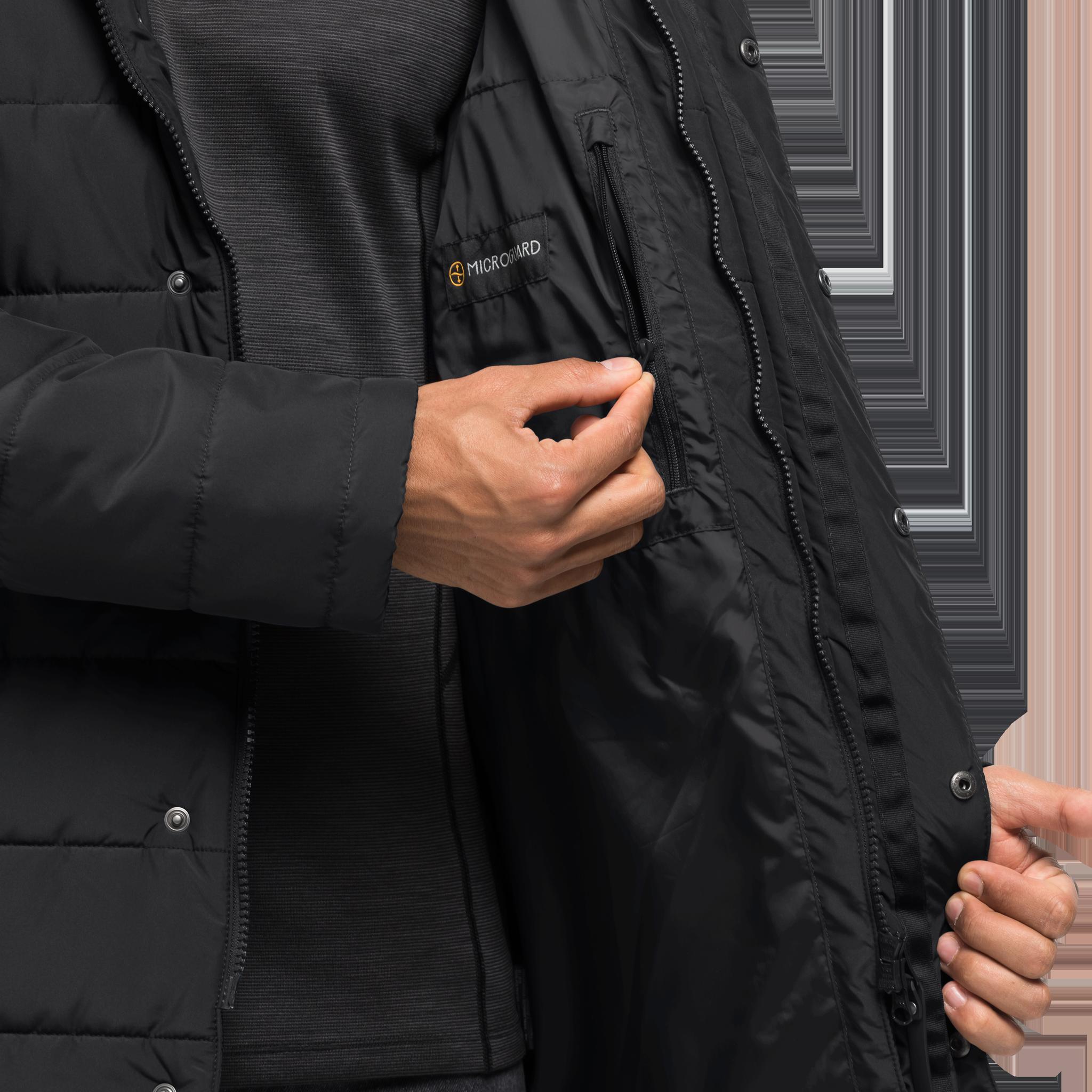 Куртка мужская SVALBARD COAT Jack Wolfskin — фото 11