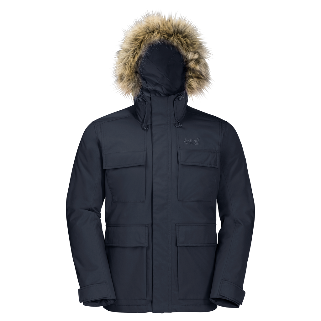 Куртка мужская POINT BARROW Jack Wolfskin — фото 1
