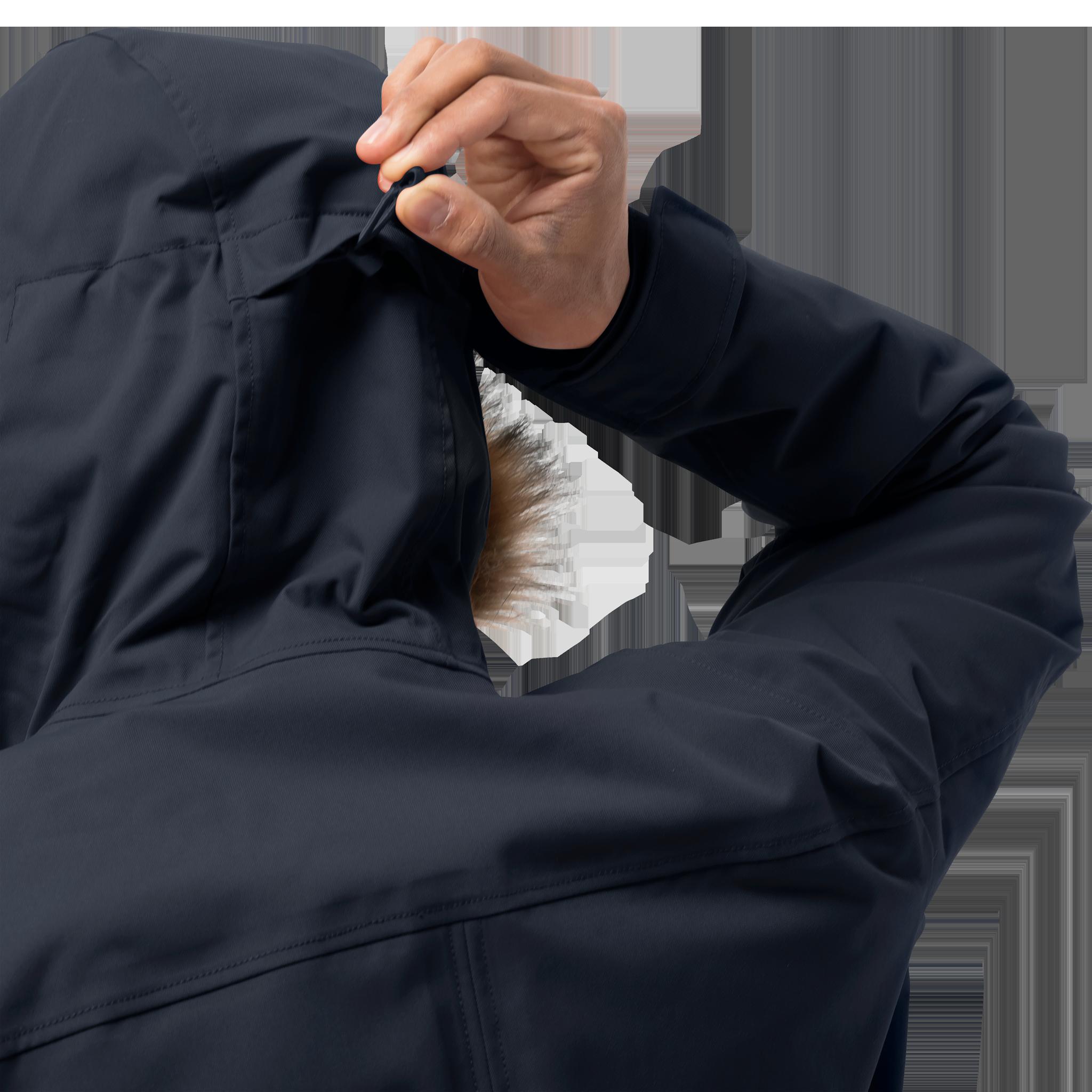 Куртка мужская POINT BARROW Jack Wolfskin — фото 6