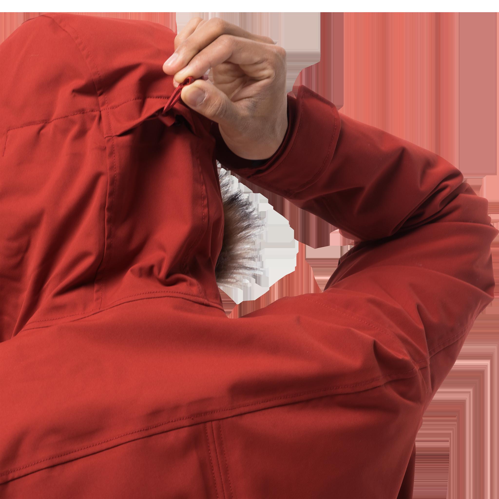 Куртка мужская POINT BARROW Jack Wolfskin — фото 11