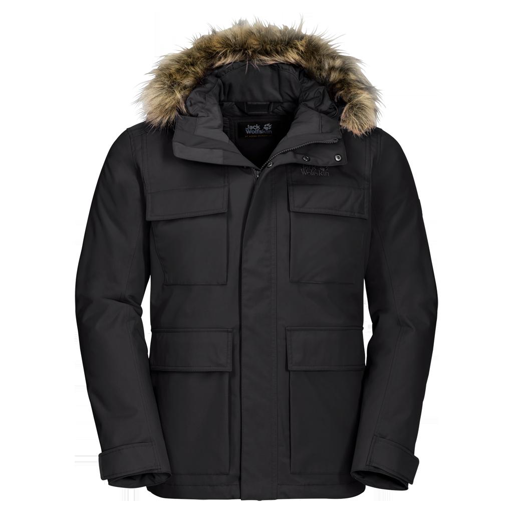 Куртка мужская POINT BARROW Jack Wolfskin — фото 3