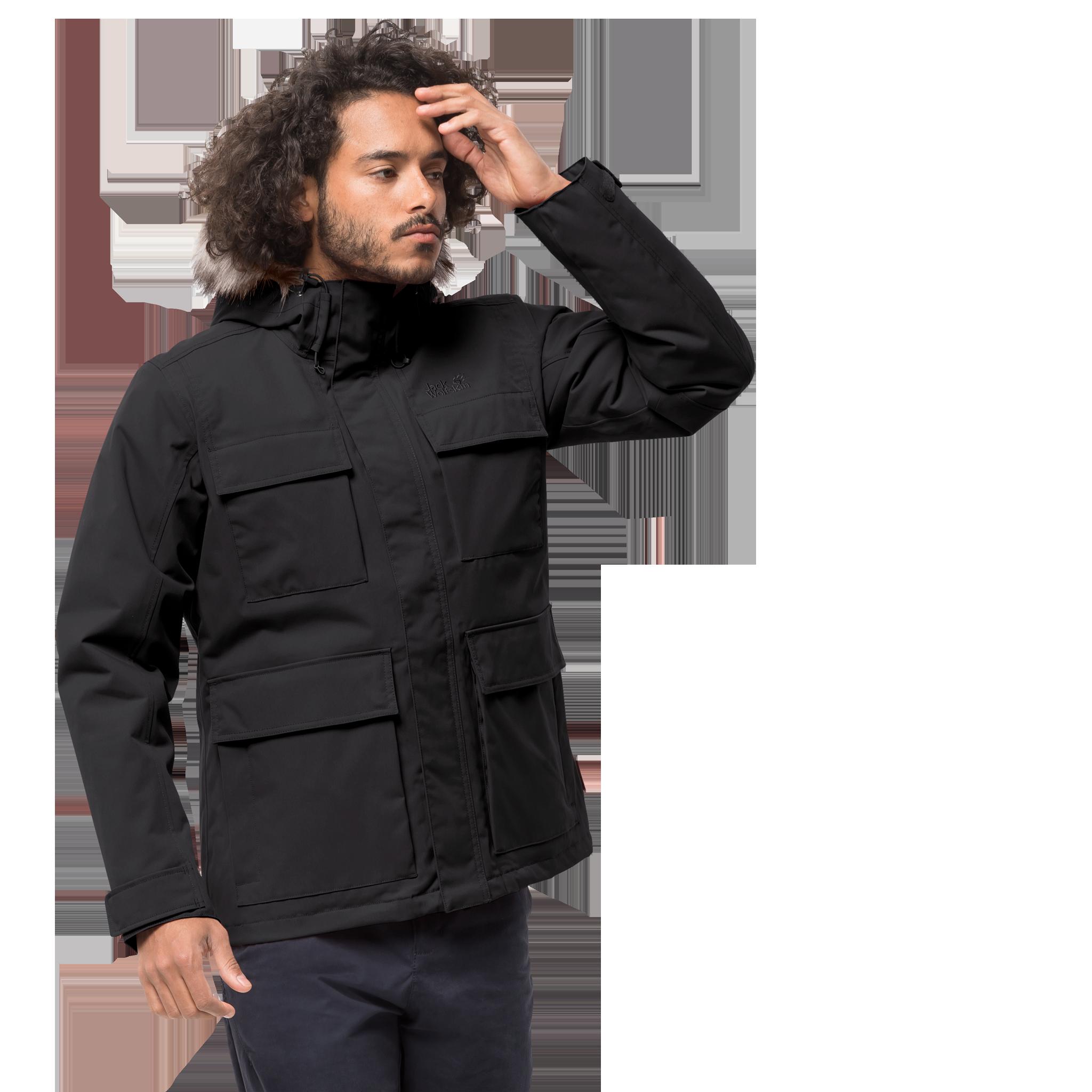 Куртка мужская POINT BARROW Jack Wolfskin — фото 14