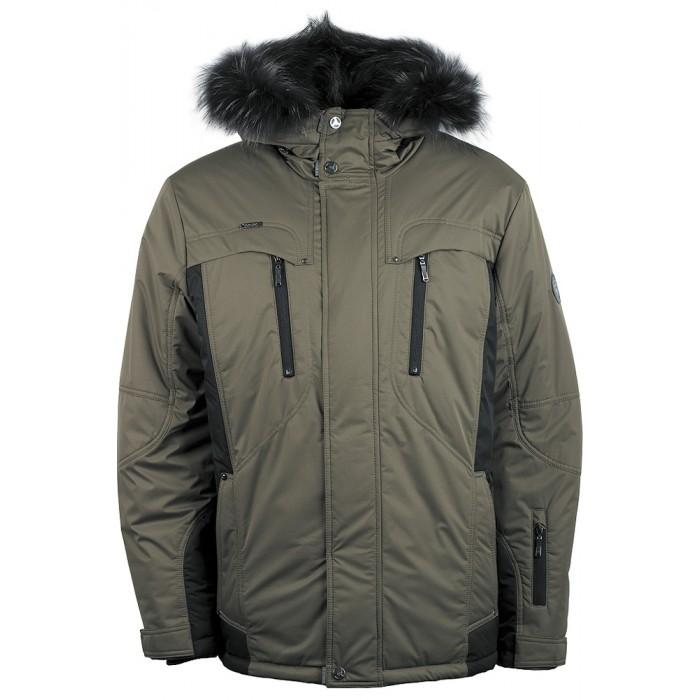Куртка мужская зима 499Е AutoJack — фото 4