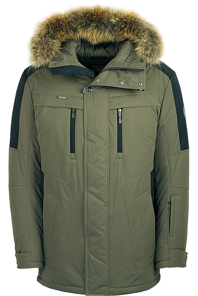 Куртка мужская зима 638Е/82 AutoJack — фото 3