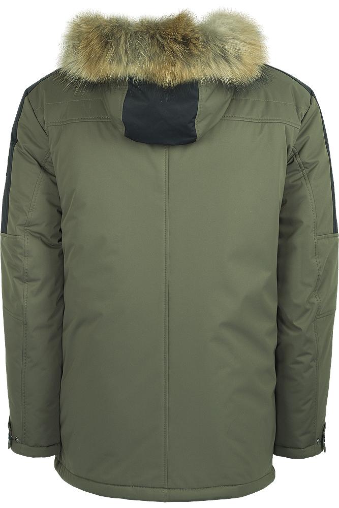 Куртка мужская зима 638Е AutoJack — фото 2