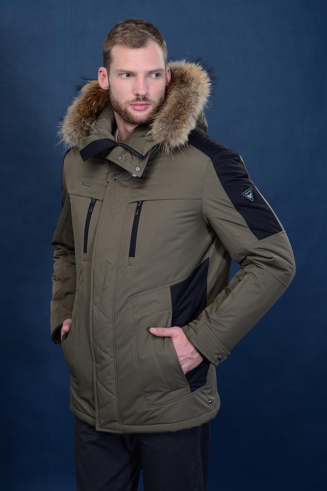 Куртка мужская зима 638Е AutoJack — фото 4