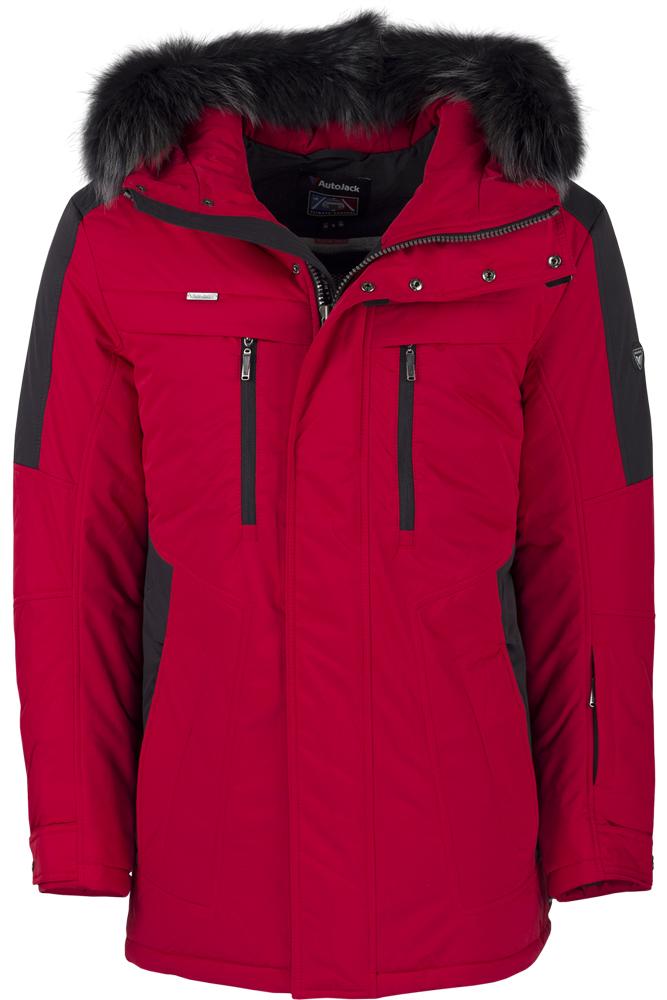 Куртка мужская зима 638Е AutoJack — фото 5