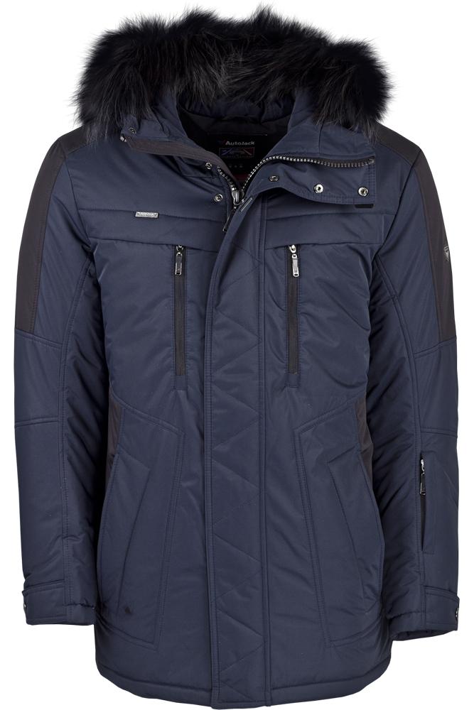 Куртка мужская зима 638Е AutoJack — фото 7