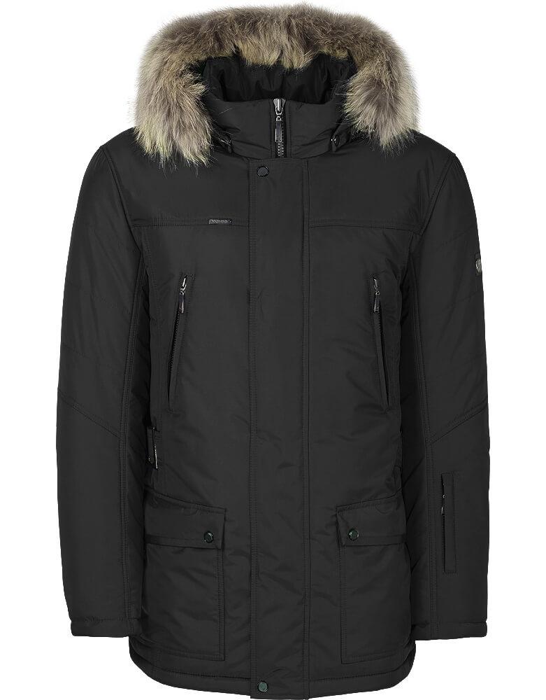 Куртка мужская зима 714Е AutoJack — фото 3