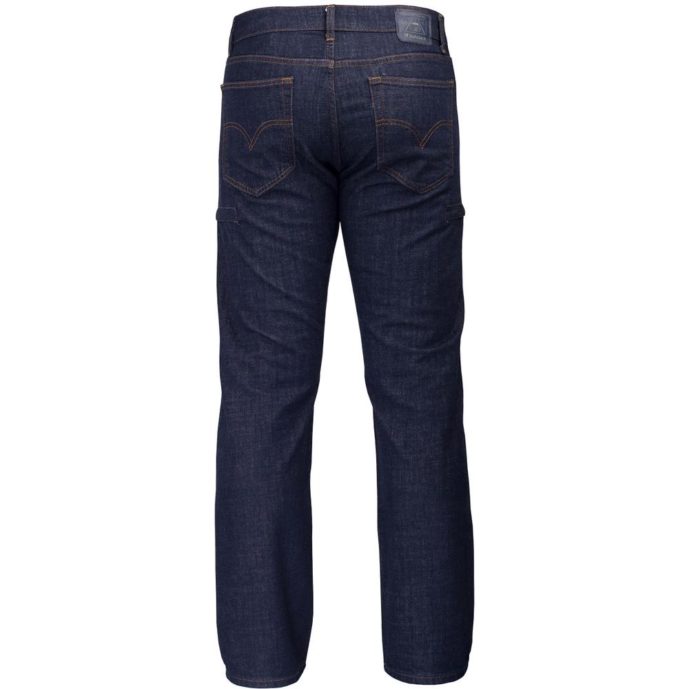 Брюки джинсовые мужские зима М044/1 AutoJack — фото 3