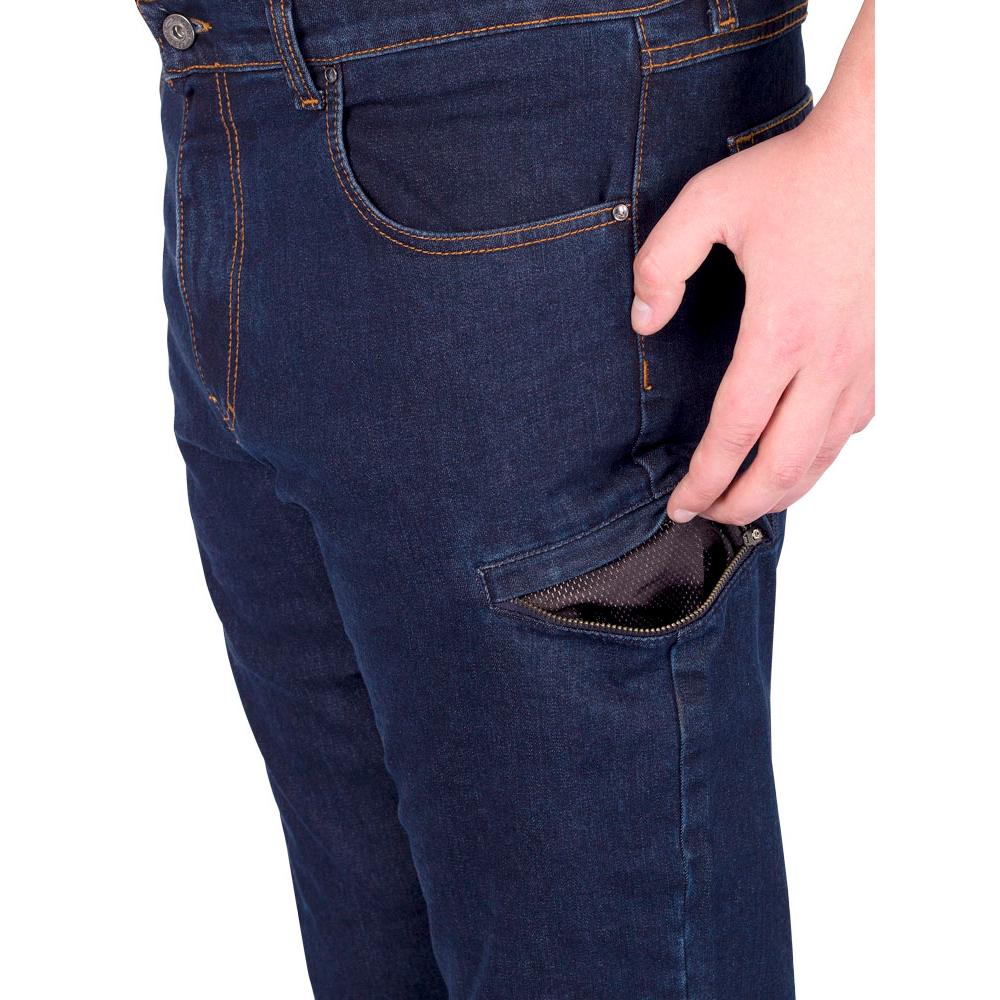 Брюки джинсовые мужские зима М044/1 AutoJack — фото 6