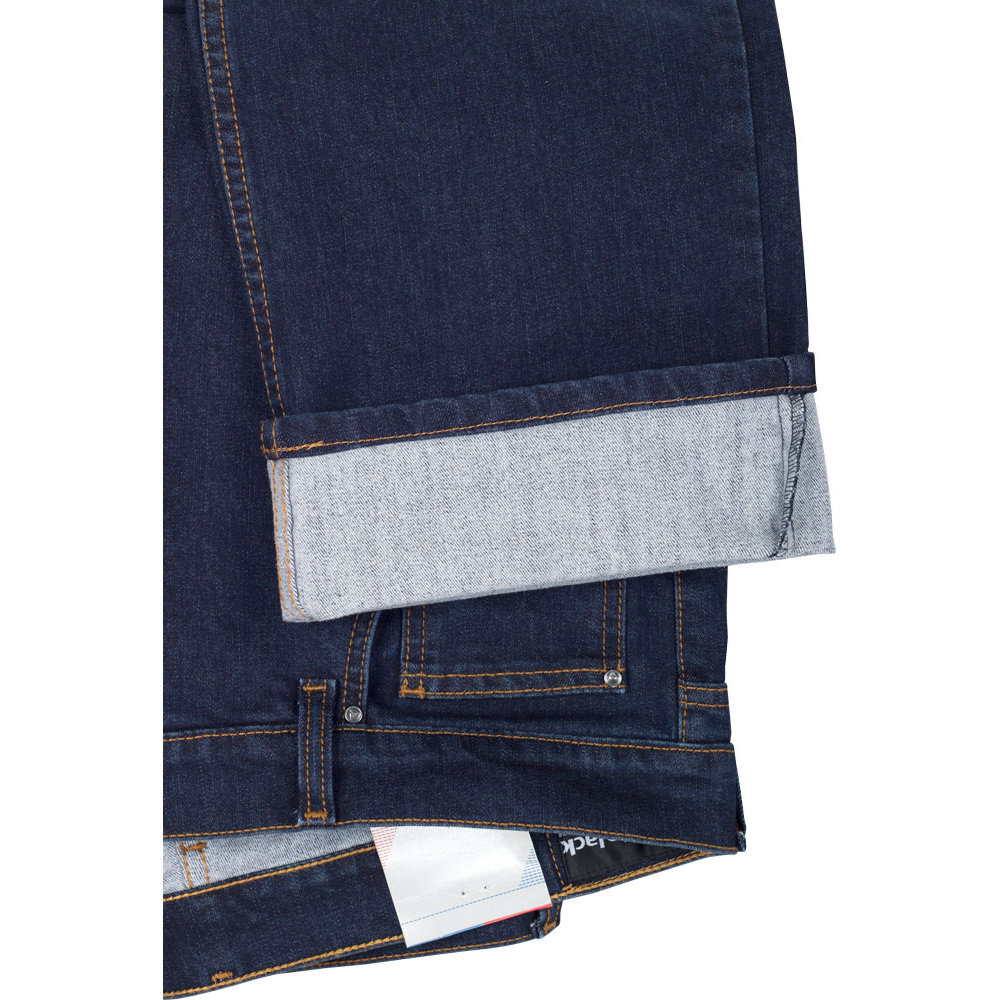 Брюки джинсовые мужские зима М044/1 AutoJack — фото 7