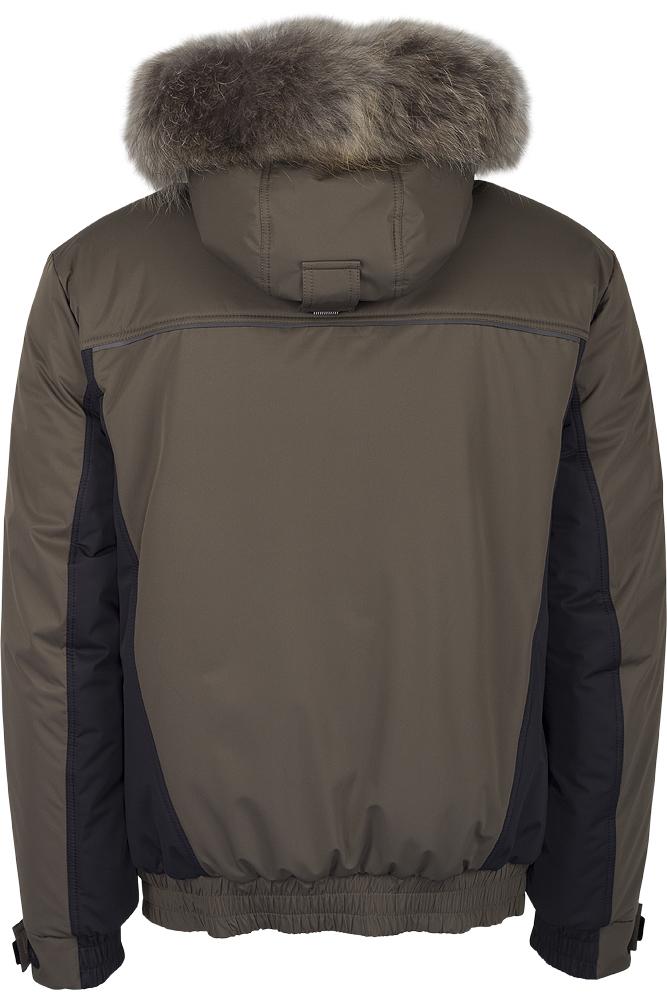 Куртка мужская зима 754Е AutoJack — фото 2