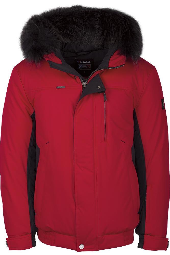 Куртка мужская зима 754Е AutoJack — фото 3