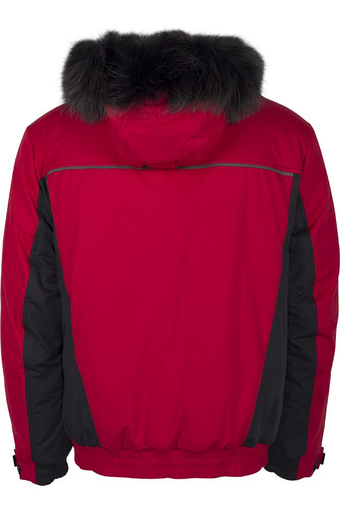 Куртка мужская зима 754Е AutoJack — фото 4