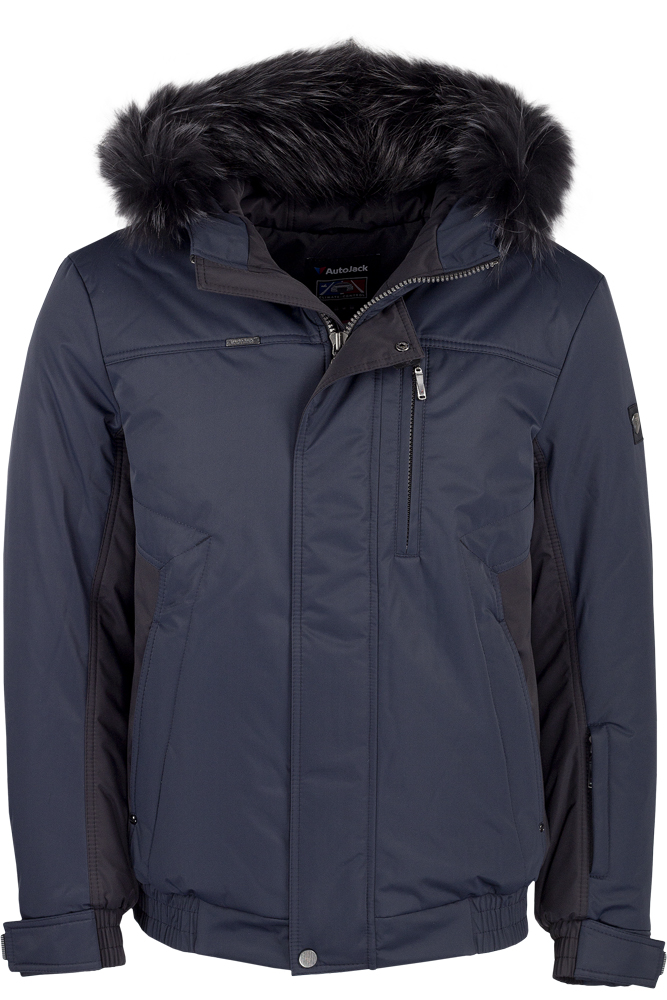 Куртка мужская зима 754Е AutoJack — фото 5