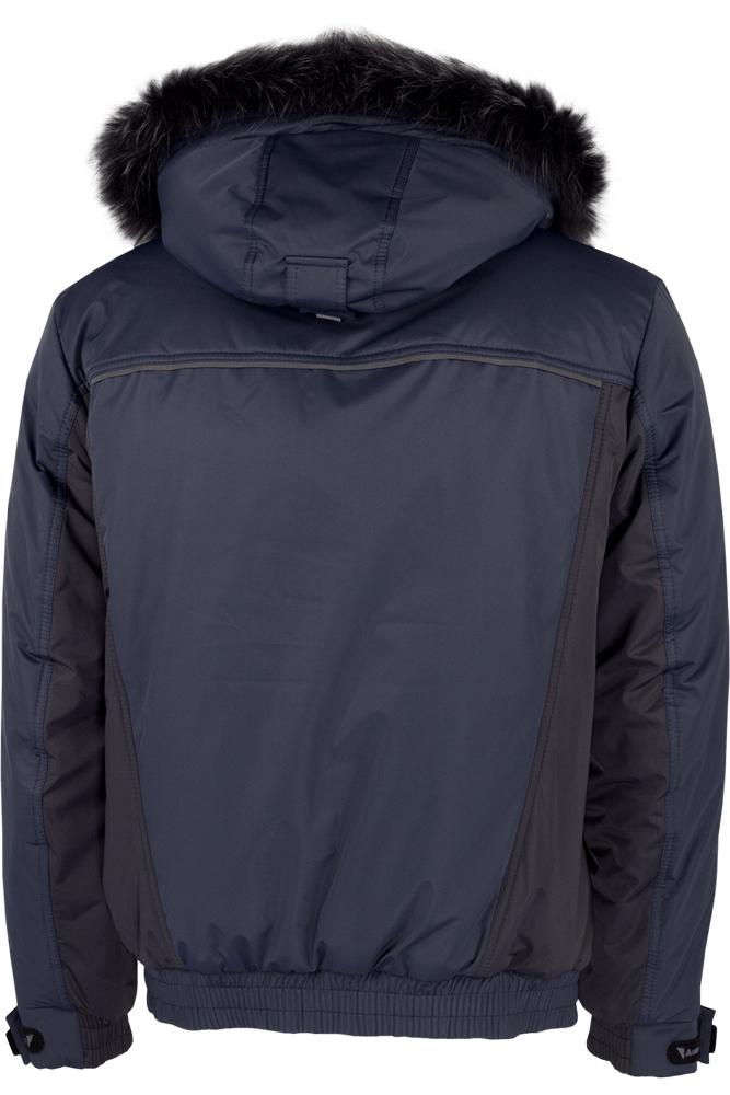 Куртка мужская зима 754Е AutoJack — фото 6