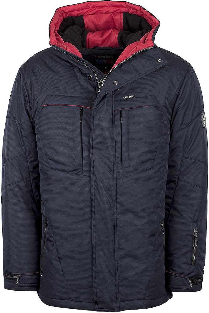 Куртка мужская зима 478Е AutoJack — фото 3