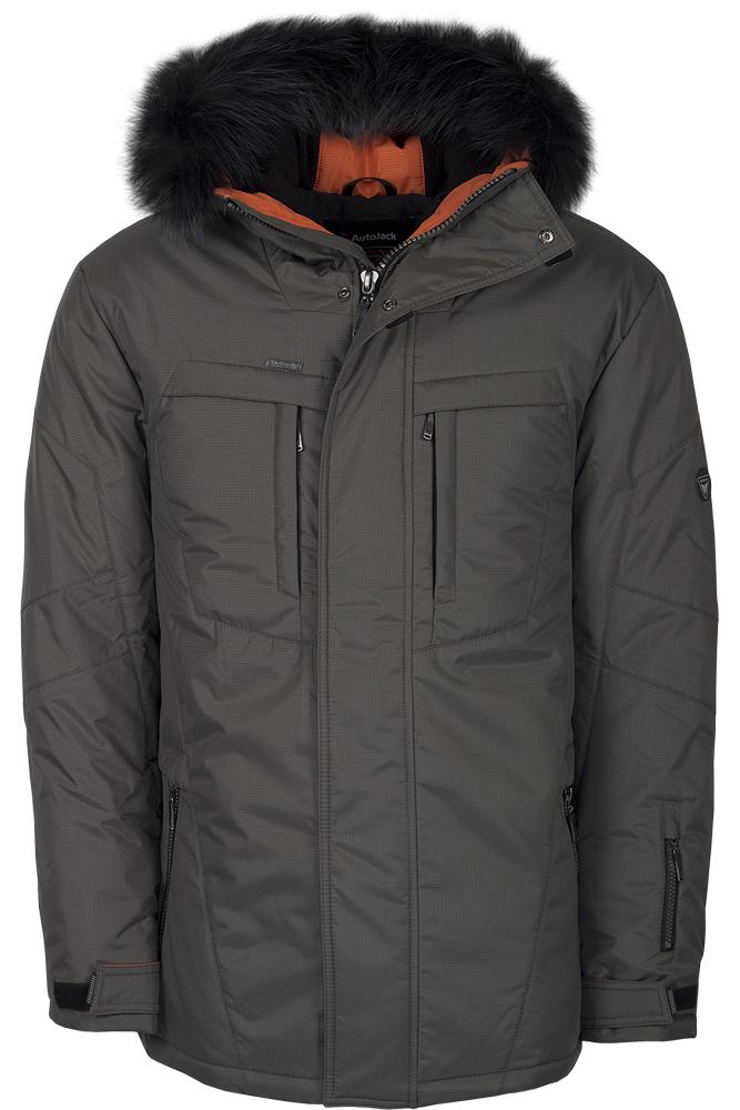 Куртка мужская зима 478Е AutoJack — фото 5