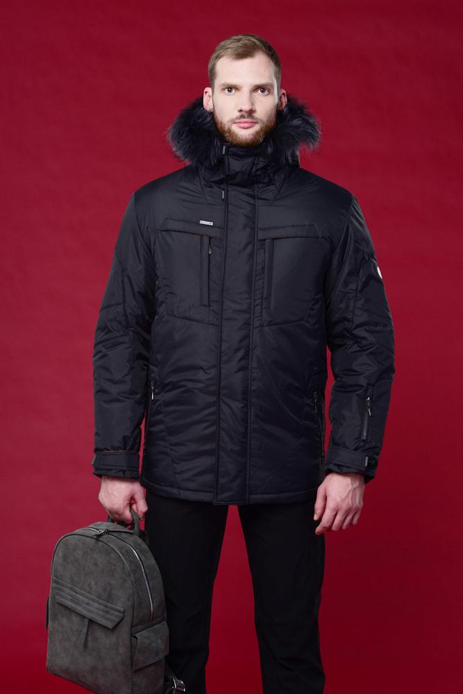 Куртка мужская зима 478Е AutoJack — фото 9