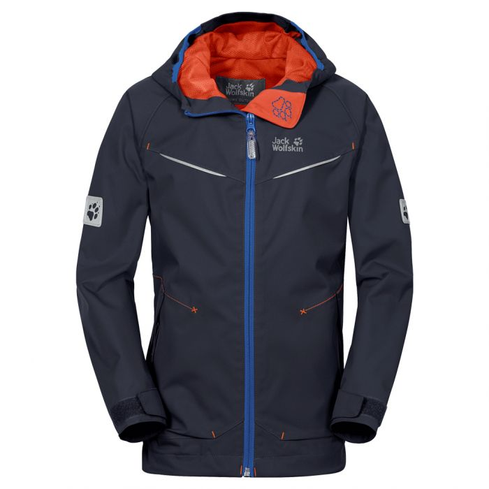 Куртка HIGHLAND JKT B Jack Wolfskin — фото 1