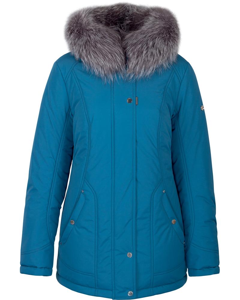 Куртка жен зима 943Ч LimoLady — фото 10