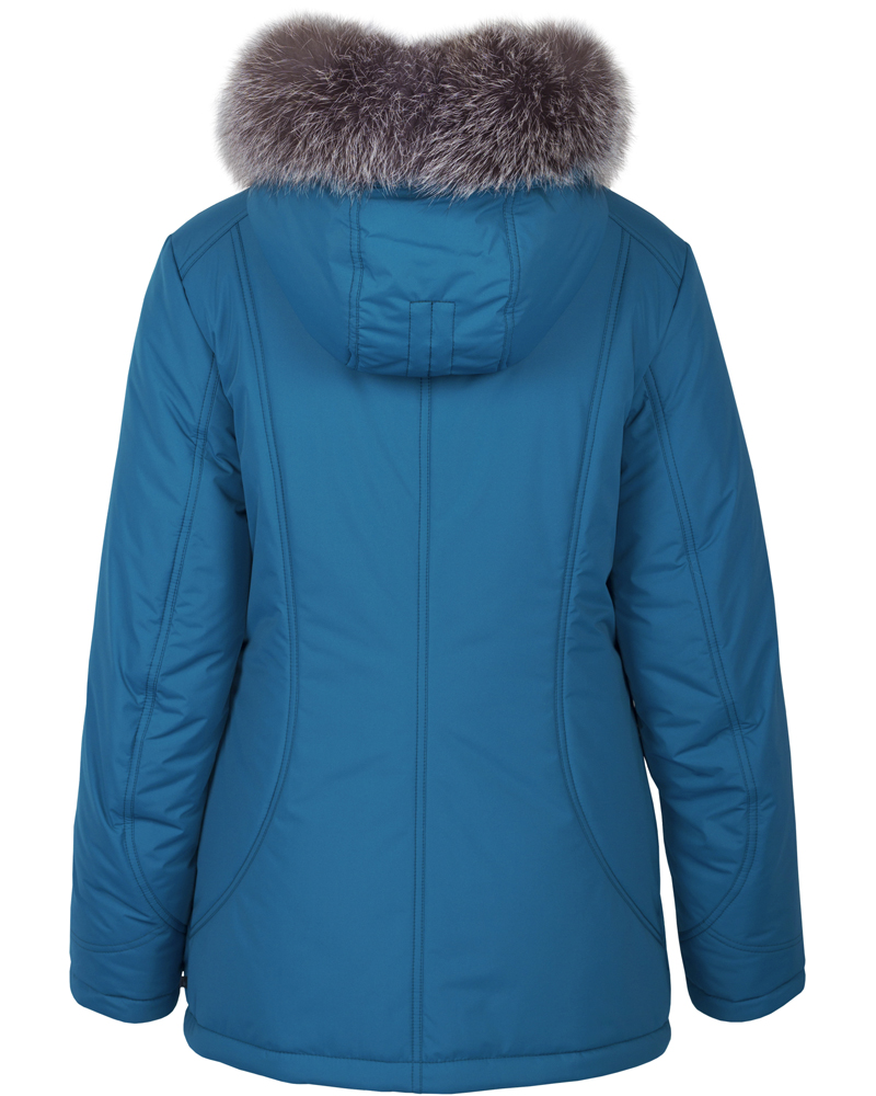 Куртка жен зима 943Ч LimoLady — фото 11