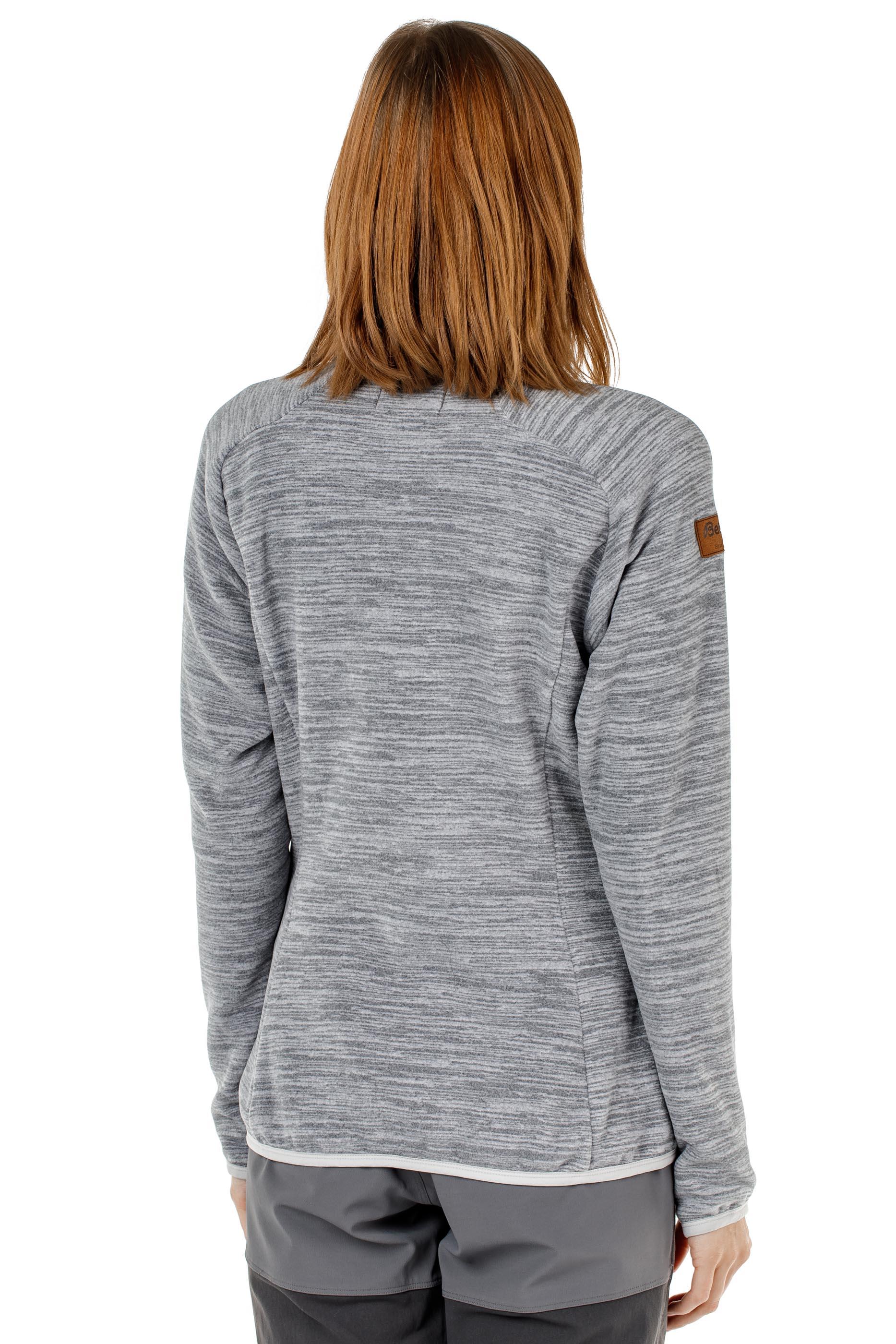 Куртка женская флисовая HAREID NOHOOD Bergans — фото 10