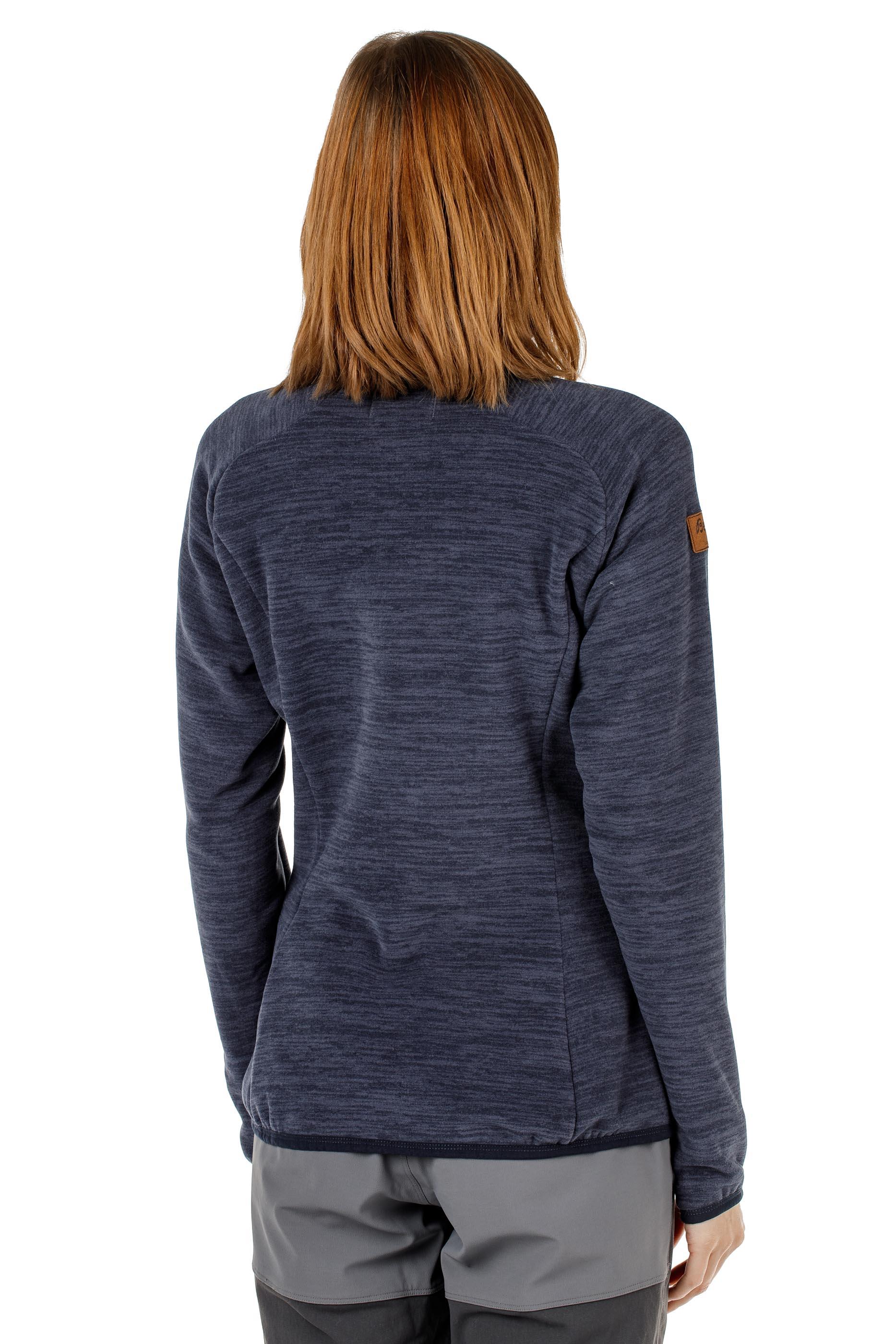 Куртка женская флисовая HAREID NOHOOD Bergans — фото 6
